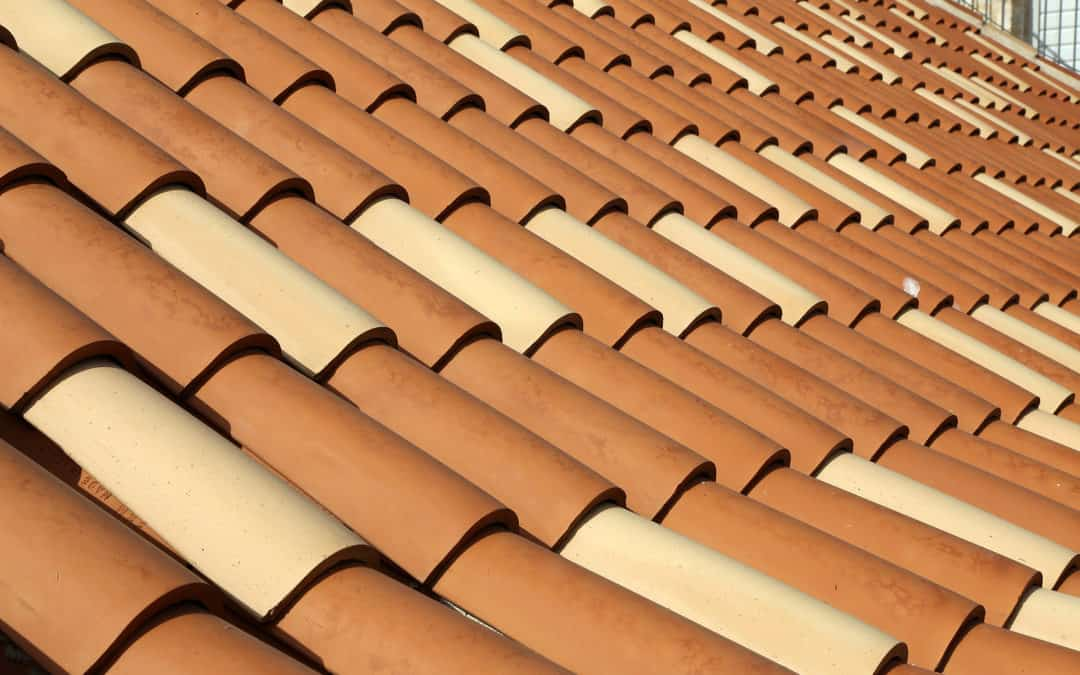 spanish red tile roof